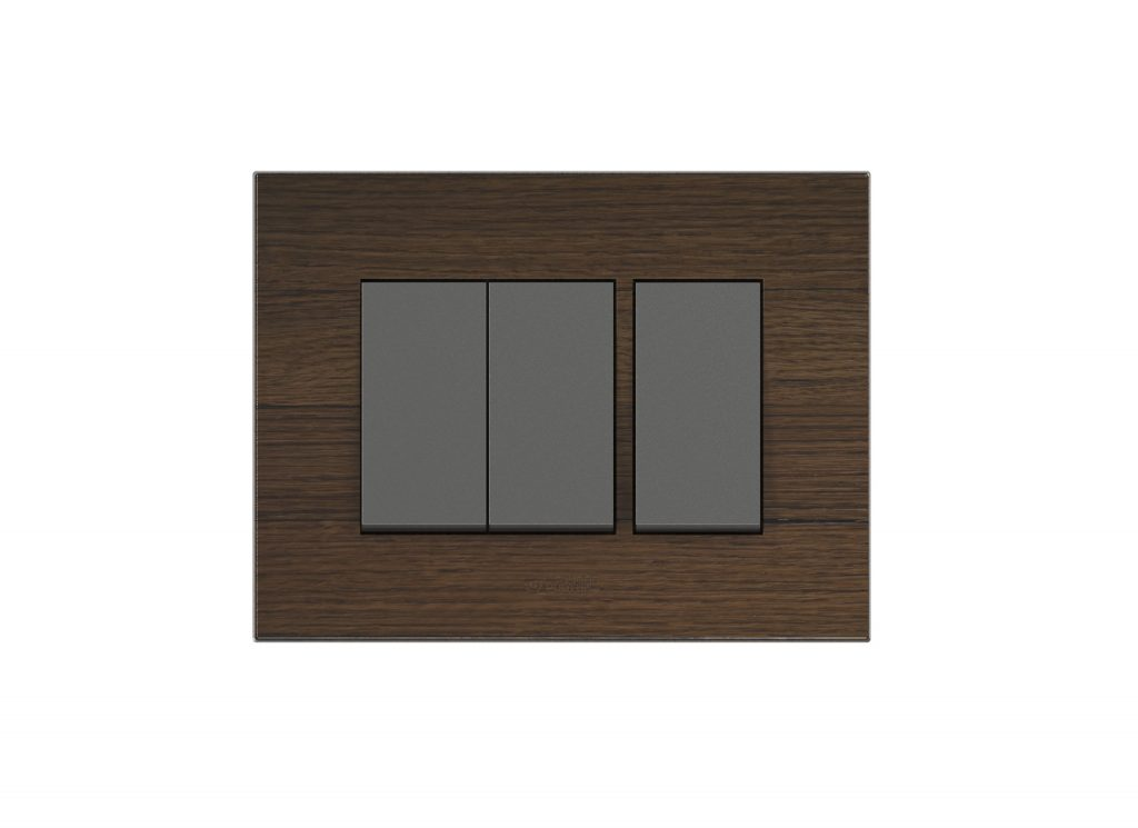 Natural Wood Cover Plate