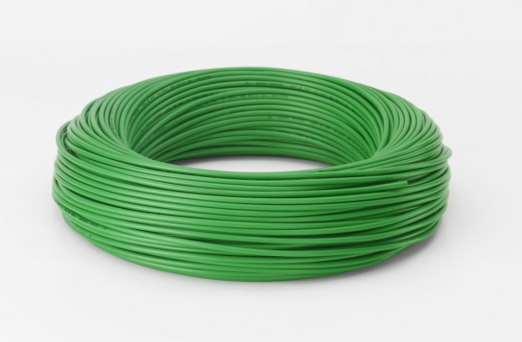 POLYCAB 306'15 Wires Green