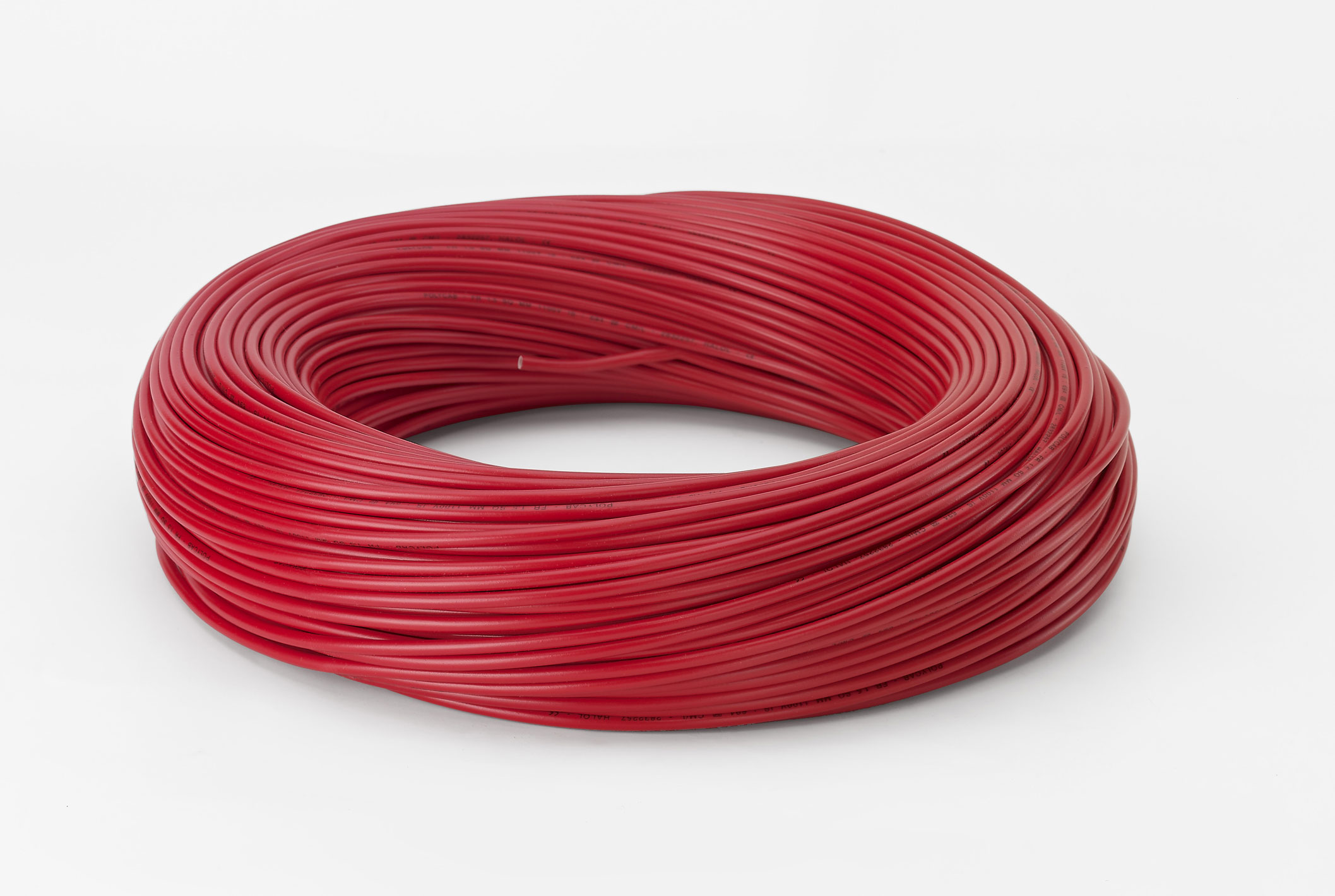 POLYCAB 306'15 Wires Red