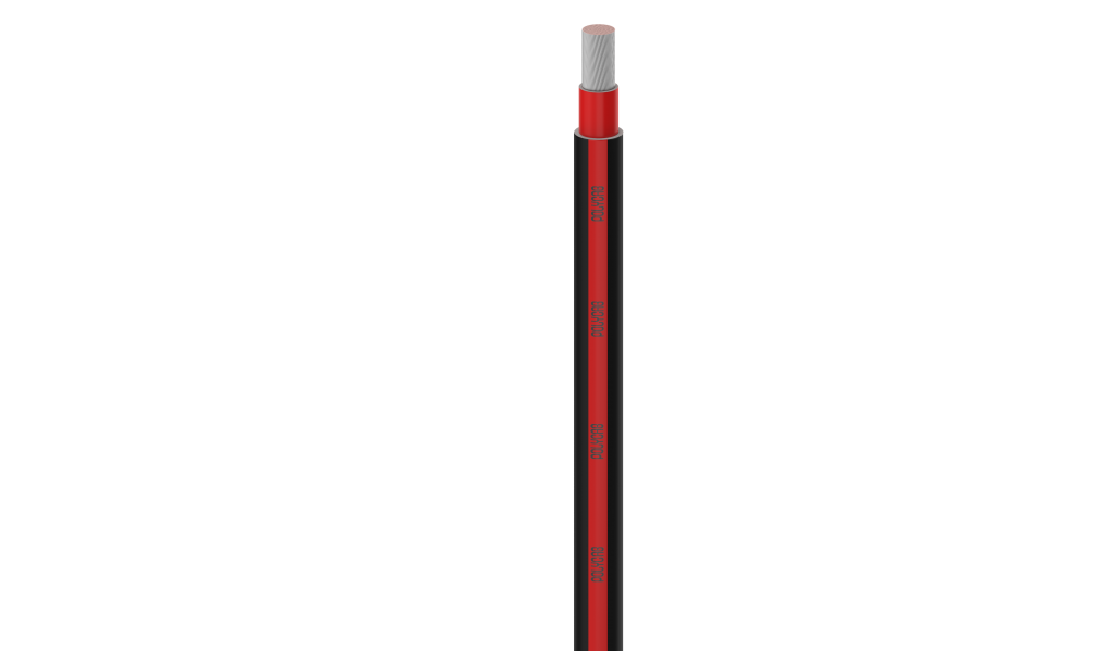 Solar DC Cable red
